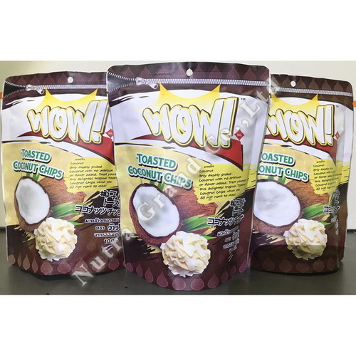 Coconut Chips 100g (Wow)