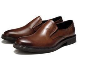 Any Season Formal Brown Shoes For Mens