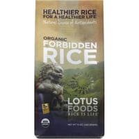 Pure And Organic Forbidden Rice