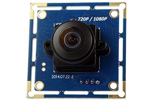 180 Degree Fisheye Lens 1080 Camera Module