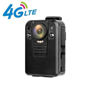 4G Police Wearable Security Camera for Law Enforcement