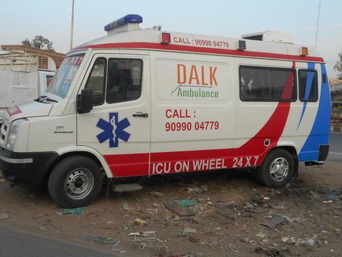 First Class Ambulance Fabrication Service