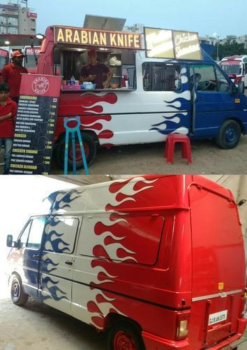 Premium Quality Street Food Van