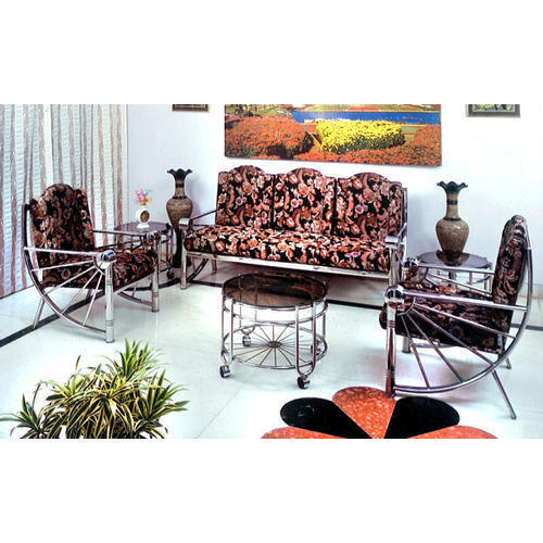 Stainless Steel Sofa Set Manufacturers Suppliers Exporters