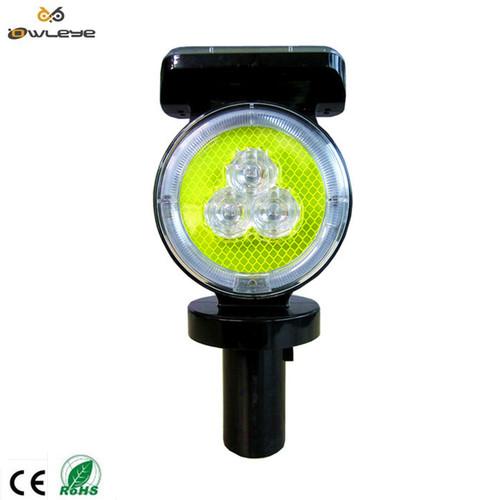 Stop Go Poles Traffic Automatic Gate Car Solar Warning Light