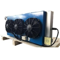 Three Phase Hydraulic Oil Cooler
