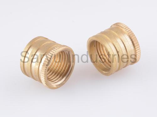 Saryu Heavy Brass Nuts