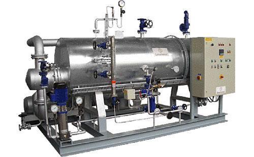 High Power Stream Generator