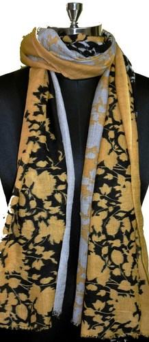Black & Yellow Scarf