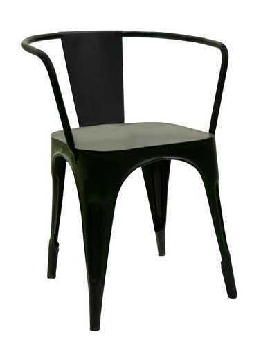 Mild Steel Iron Arm Chair