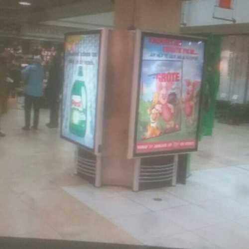 Indoor Advertising Services
