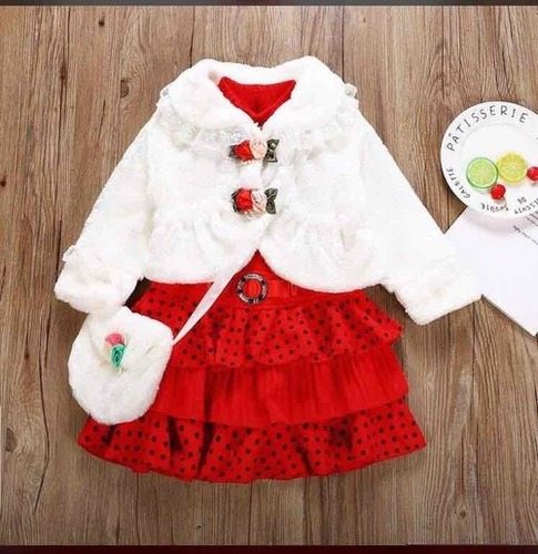Party Wear Baby Girl Dress