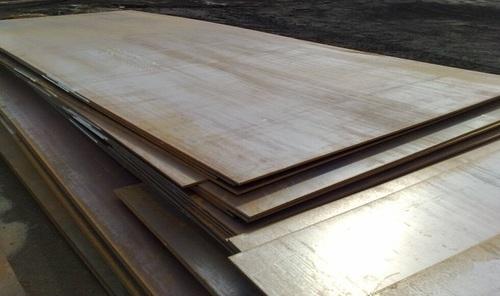 Rectangular Alloy Steel Plates
