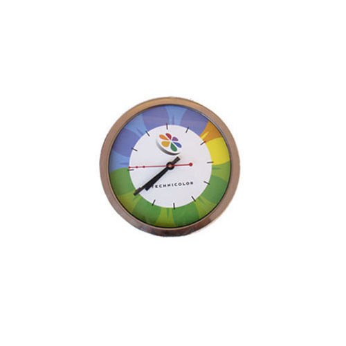 Round Traditional Wall Clock