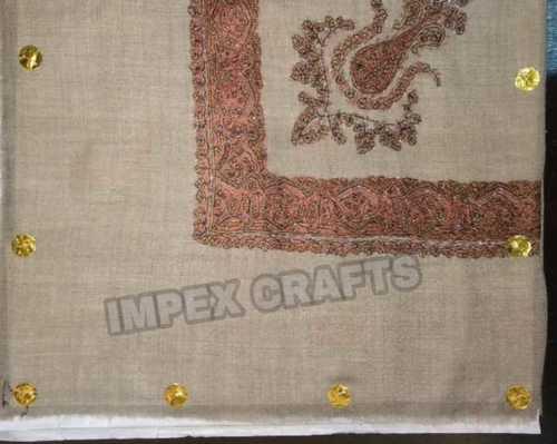 Handmade Kashmiri Pashmina Turma