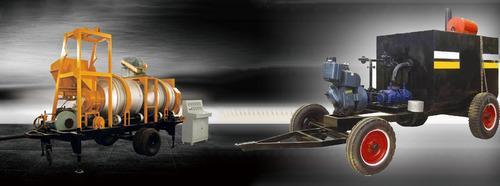 Robust Design Bitumen Sprayer