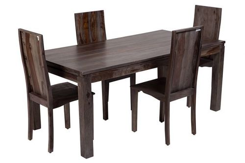 Shesham Wood Dining Table Set