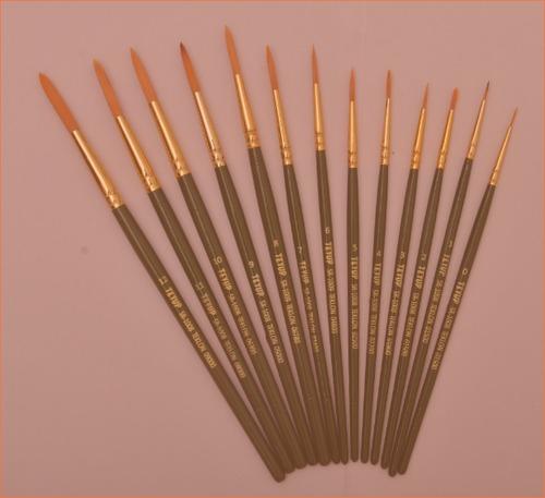Supreme Quality Round Art Brushes