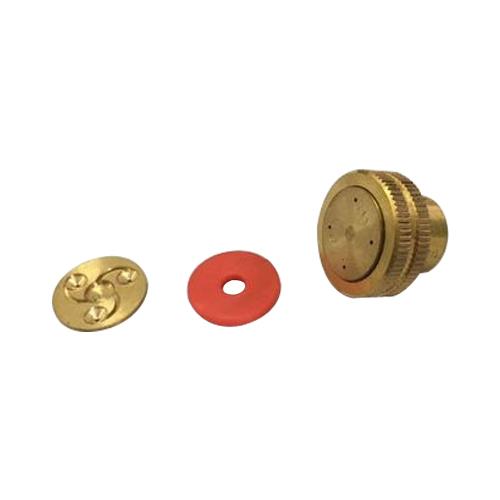 Brass BCN Broad Cone Nozzle