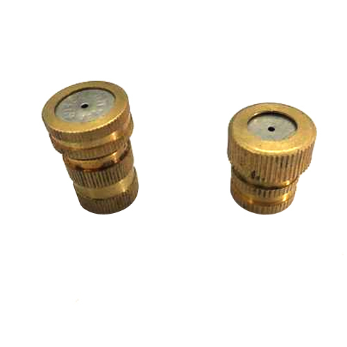 Brass Duro Mist Spray Nozzle