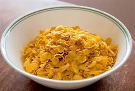 Corn Flakes Or Makai Poha