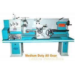 Medium Duty Gear Lathe Machine