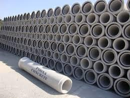 Round Shape Psc Pipes