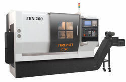 Slant Bed Turning Machine - (Tbx-200 (Siemens 828d)