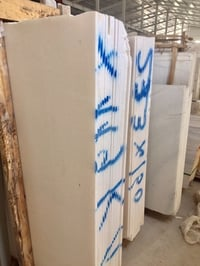 Pure White Marble Slab