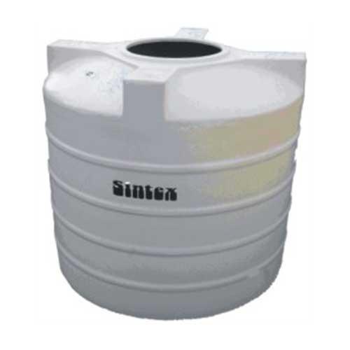 Sintex White Chemical Acid Storage Tanks