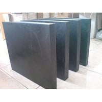 Black Elastomeric Bearing Pads