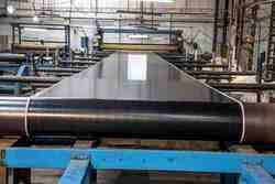 Textile Printing Rubber Blanket Flat Bed Rotary Machine