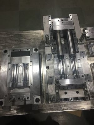 High Precision Plastic Injection Moulds