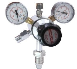 Ss Hydrogen Gas Regulator
