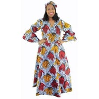 Elegant Design AFRICAN Hippi Dress