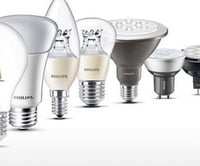 Philips Lighting Bulb In Many Shaps
