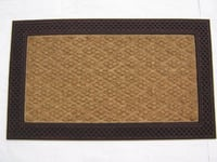Rubber Tufted Coir Door Mats