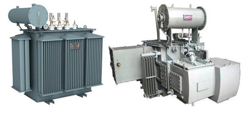 Three Core Power Transformers