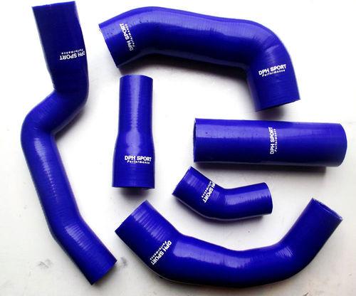 Blue Turbo Silicone Hose