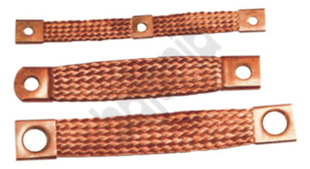 Copper Braided Flexible Jumpers