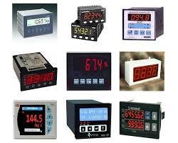 Process Control Indicator For Measuring