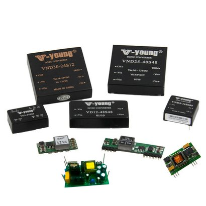 5W Encapsulated Pcb Mount Power Supplies Certifications: Iso Ul