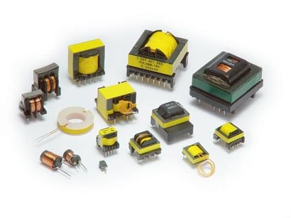 Ef Series High Frequency Transformers With Ul Standard