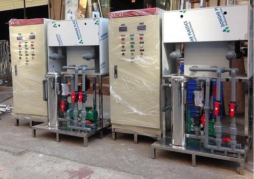High Performance Electrocoagulation Unit