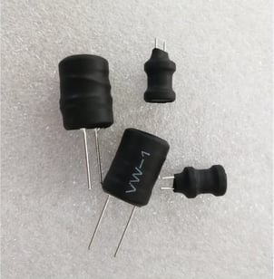 OEM SMD PCB Mounted Drum Power Ferrite Core Inductor