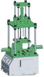 Low Pressure Die Casting Machine - CAT ENGINEERING
