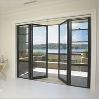 Perfect Finish Galvanized Steel Window