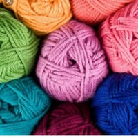 Swish Worsted Knitting Yarn