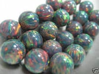 Pure Natural Synthetic Beads