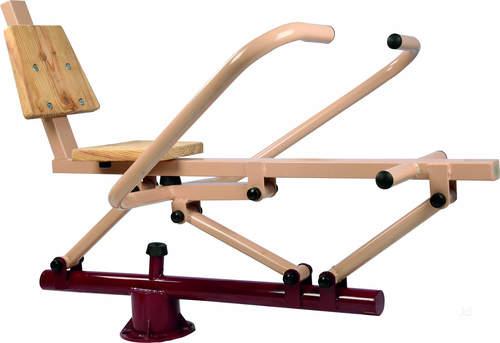 Rower Open Gym Machine